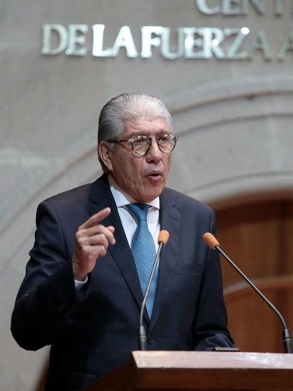 Alejandro Ozuna fue nombrado en septiembre de 2017 (Foto: Cuartoscuro)