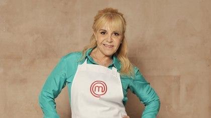 Claudia Villafañe se mostró feliz por haber vuelto al programa de Telefe
