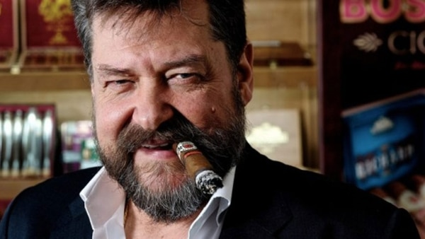 """Konstantin Loskutnikov, cabeza de la firma tabacalera alemana Bossner, el jefe del """"Señor K"""" según la Justicia argentina."""