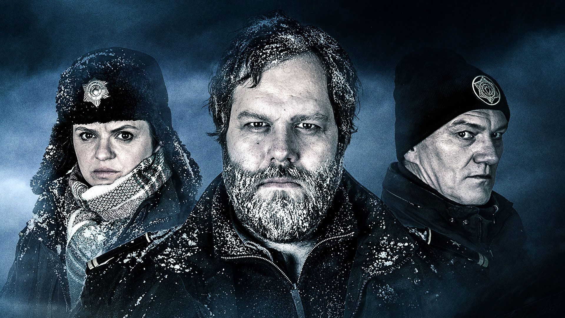 "El policial islandés ""Trapped"""
