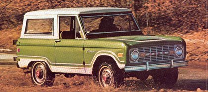 La segunda generación se renovó por completo pero mantuvo el estilo (Ford)