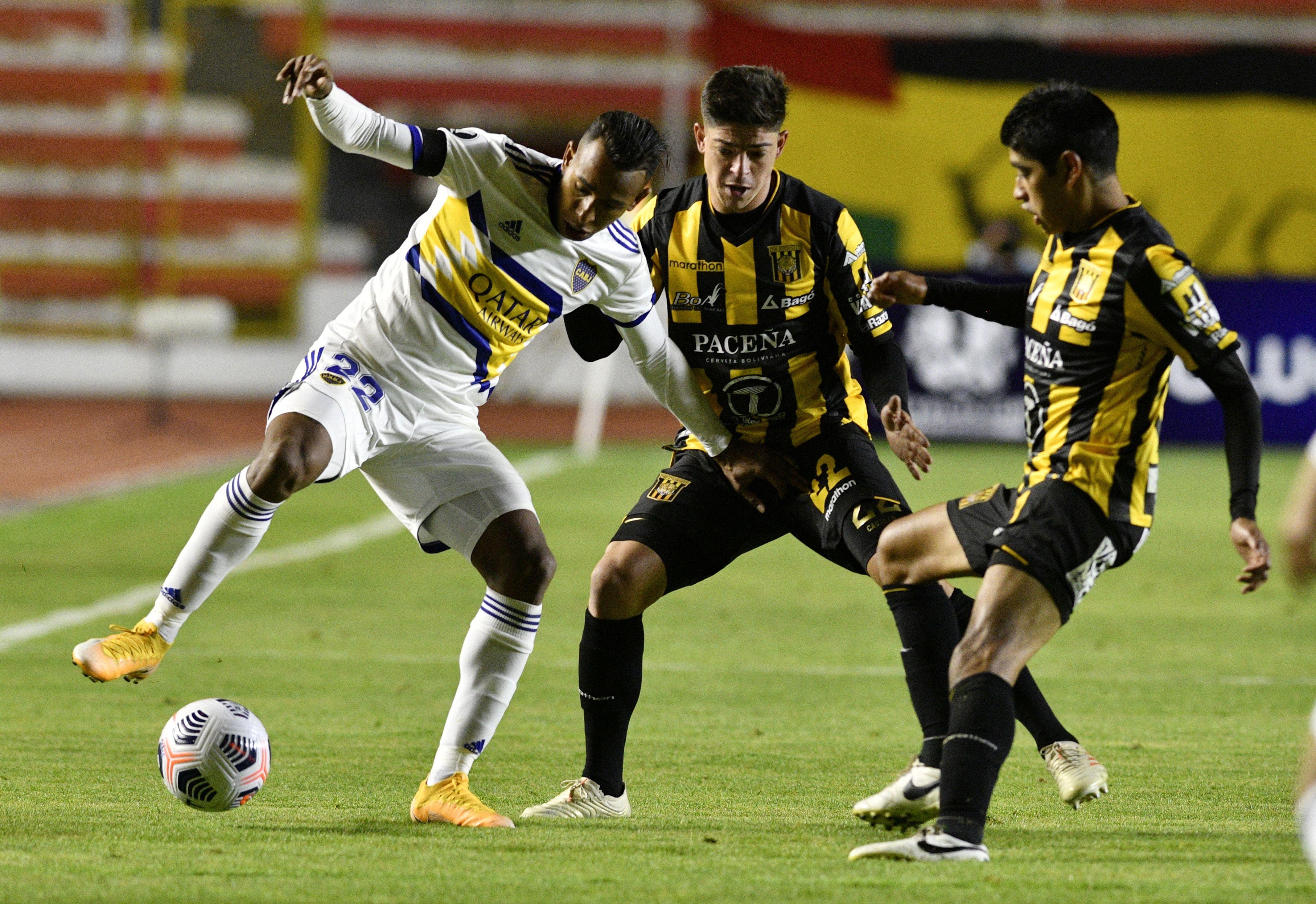 Boca Juniors buscará conseguir su pasaje a los octavos de final (REUTERS/Aizar Raldes)