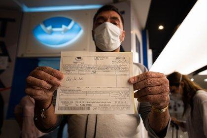 Un pasajero de Córdoba optó por un taxi a su provincia: pagó $30.000