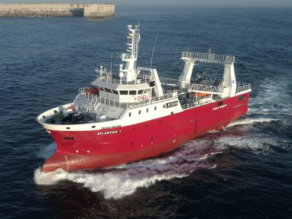 Un informe de la industria pesquera detalló una importante caída de las exportaciones del sector en los dos primeros meses de este año, por los efectos del coronavirus
