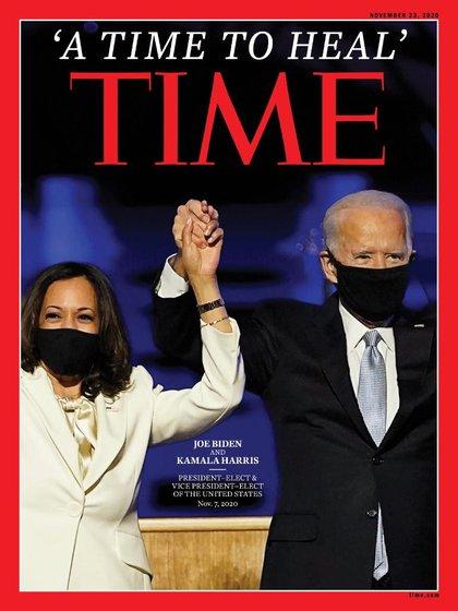 """""""Tiempo de recuperación""""La revista Time dijo en una memoria"""