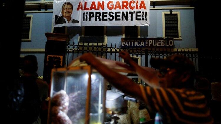 Miles de personas despidieron a García (Reuters)