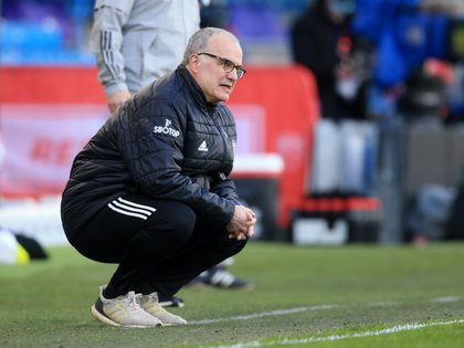 El Leeds de Marcelo Bielsa estaría interesado en fichar al Kun Agüero (Foto: REUTERS)