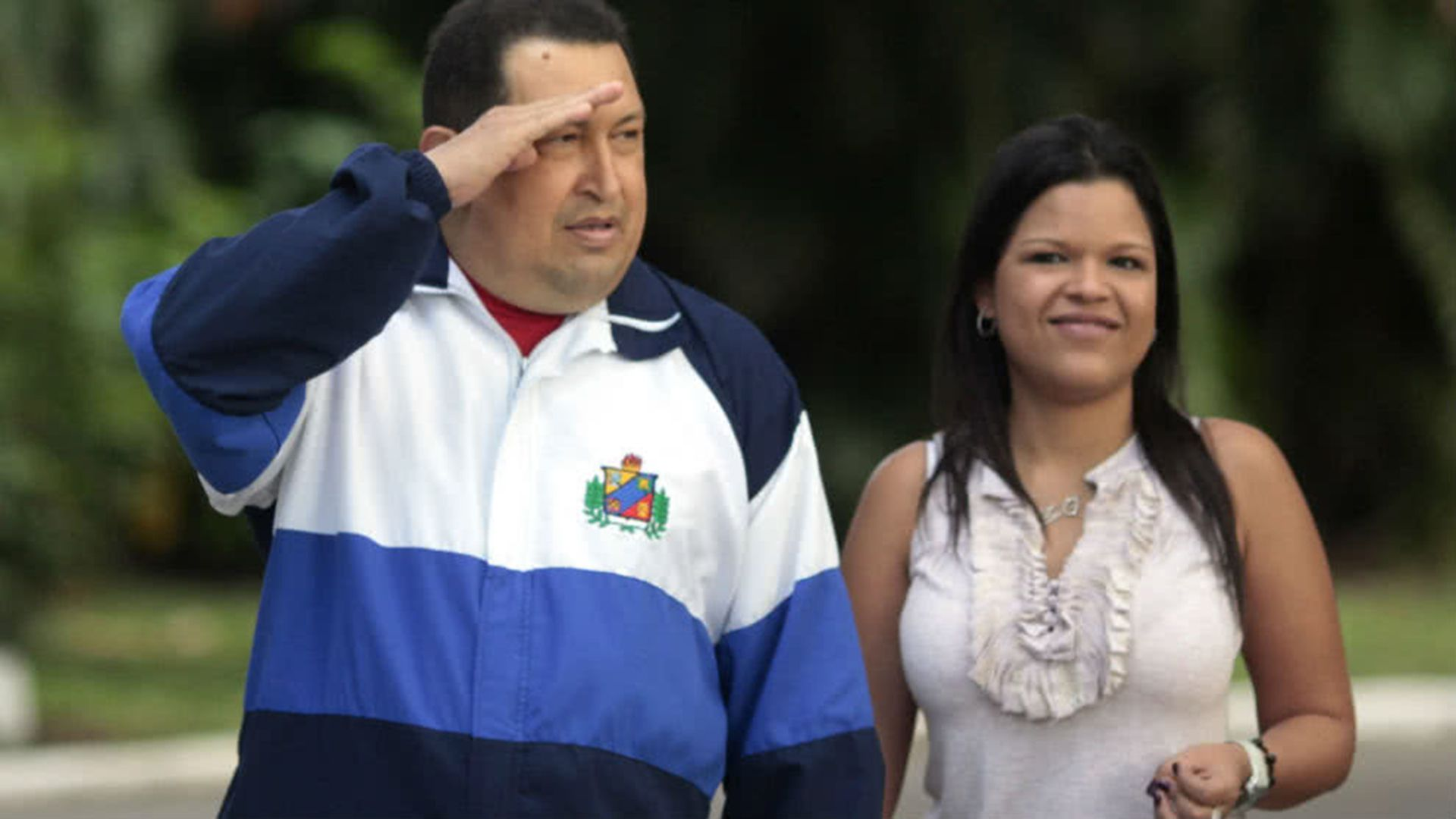 María Gabriela es la mayor de las hijas de Chávez