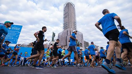 El Monumento Histórico Nacional a la Bandera será el punto de partida de la clásica maratón rosarina
