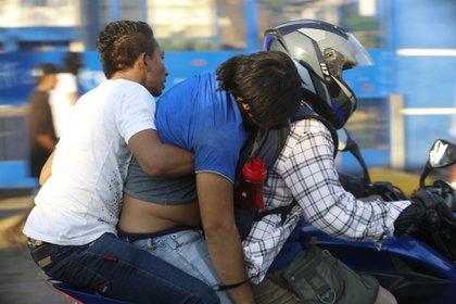 Hay 134 muertos por la represión a las protestas en Nicaragua (AP Photo/Alfredo Zuniga)