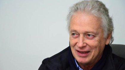 El empresario Hugo Dragonetti dio positivo de Covid-19 pero ya obtuvo el alta tras diez días de aislamiento en su domicilio. (@estacionminera)