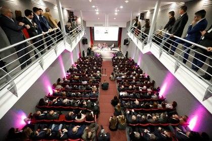 La inauguración del nuevo centro Cites Ineco