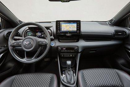 Equipa un alto nivel de seguridad en todas las versiones (Toyota)