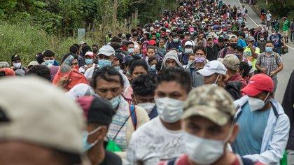 """""""El migrante es un ser extraordinario"""": AMLO reiteró que pedirá a Biden visas de trabajo para centroamericanos"""
