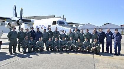 Los legendarios Fokker 27 fueron desprogramados del servicio activo en 2018(NA)