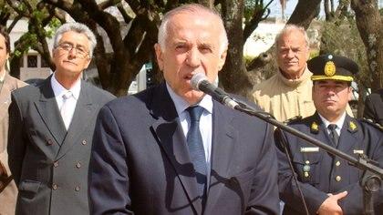Ismael Passaglia, ex intendente de San Nicolás