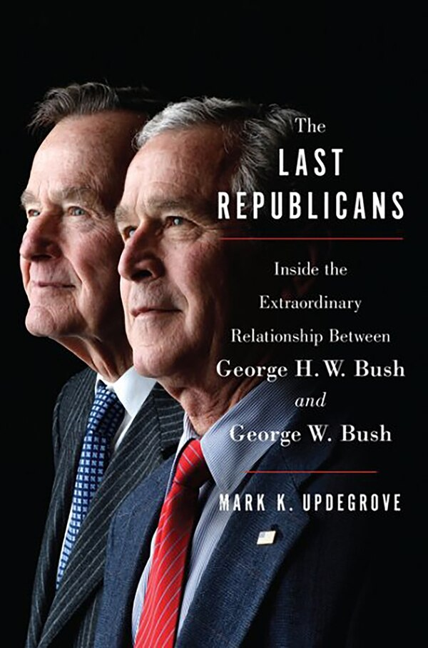 """The Last Republicans"", por Mark Updegrove"