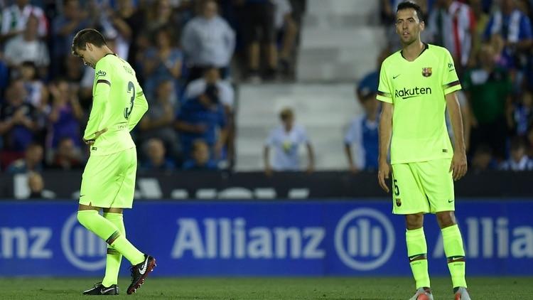 c1f2cd0740c0d Preocupación en el Barcelona por el anuncio del posible retiro de ...