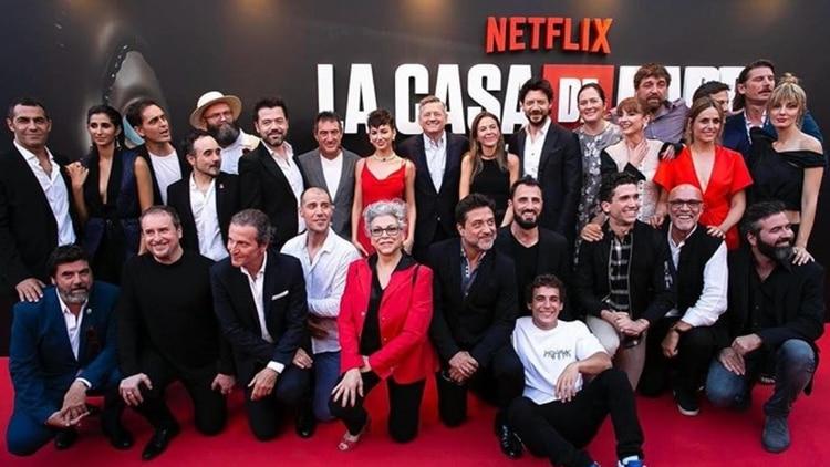 Los fans ya piden una cuarta temporada (Foto: Instagram – La Casa de Papel)