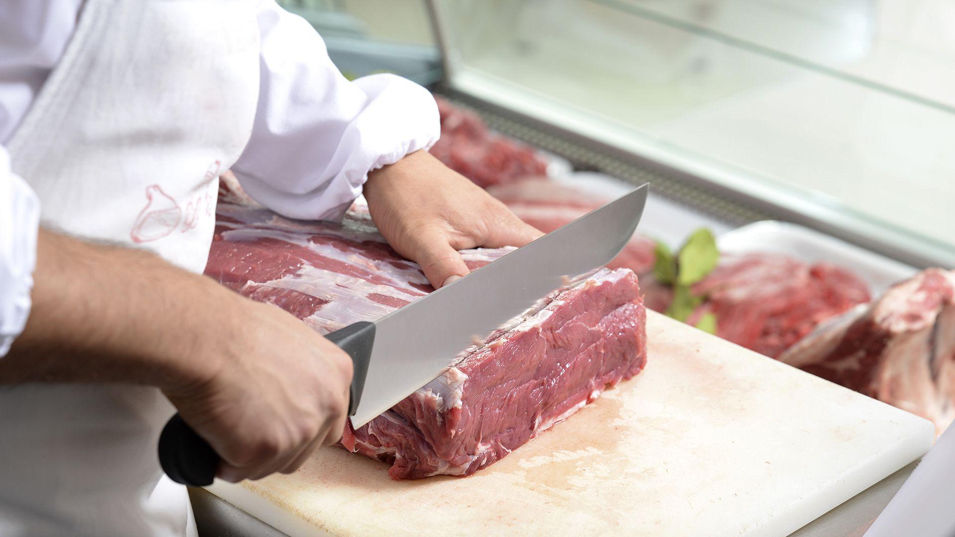 El consumo de carne vacuna fue uno de los sectores más afectados