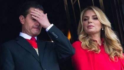 Enrique Peña Nieto y Angélica Rivera se divorciaron el pasado mayo (Foto: Cuartoscuro)