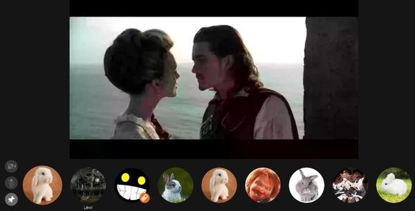 Captura de pantalla: Rabbit
