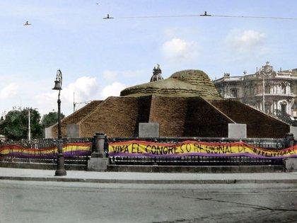 El bunker de Cibeles durante la Guerra Civil Española