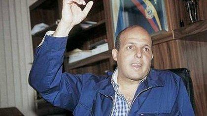 Alejandro Andrade, ex guardaespaldas y tesorero de Hugo Chávez. Foto: Archivo