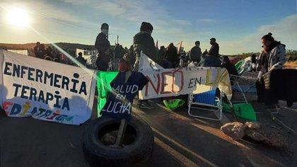 """El Gobierno de Neuquén otorgó una """"asignación COVID"""" al personal de salud de la provincia pero no hay acuerdo"""