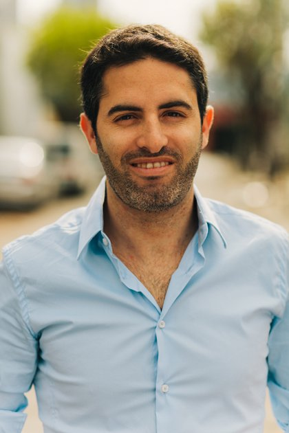 Woloski estudio la ORT y se recibió de ingeniero en Informática en la UBA