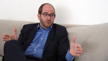 Miguel Braun (Maximiliano Luna)