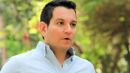 Óscar Villamizar, representante uribista de Santander que investigará las acciones del fiscal Martínez en el caso Odebrecht.