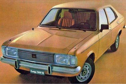 El popular 1500 fue Dodge hasta 1982, aunque VW lo fabricaba desde 1980.