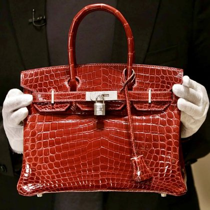 La colección de bolsos Hermes de Mansor fue valuada por las autoridades en USD 12 millones