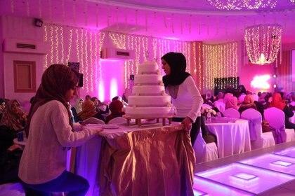 Organizar una boda no sólo significa apartar la iglesia (Foto: REUTERS/Samar Abo Elouf)