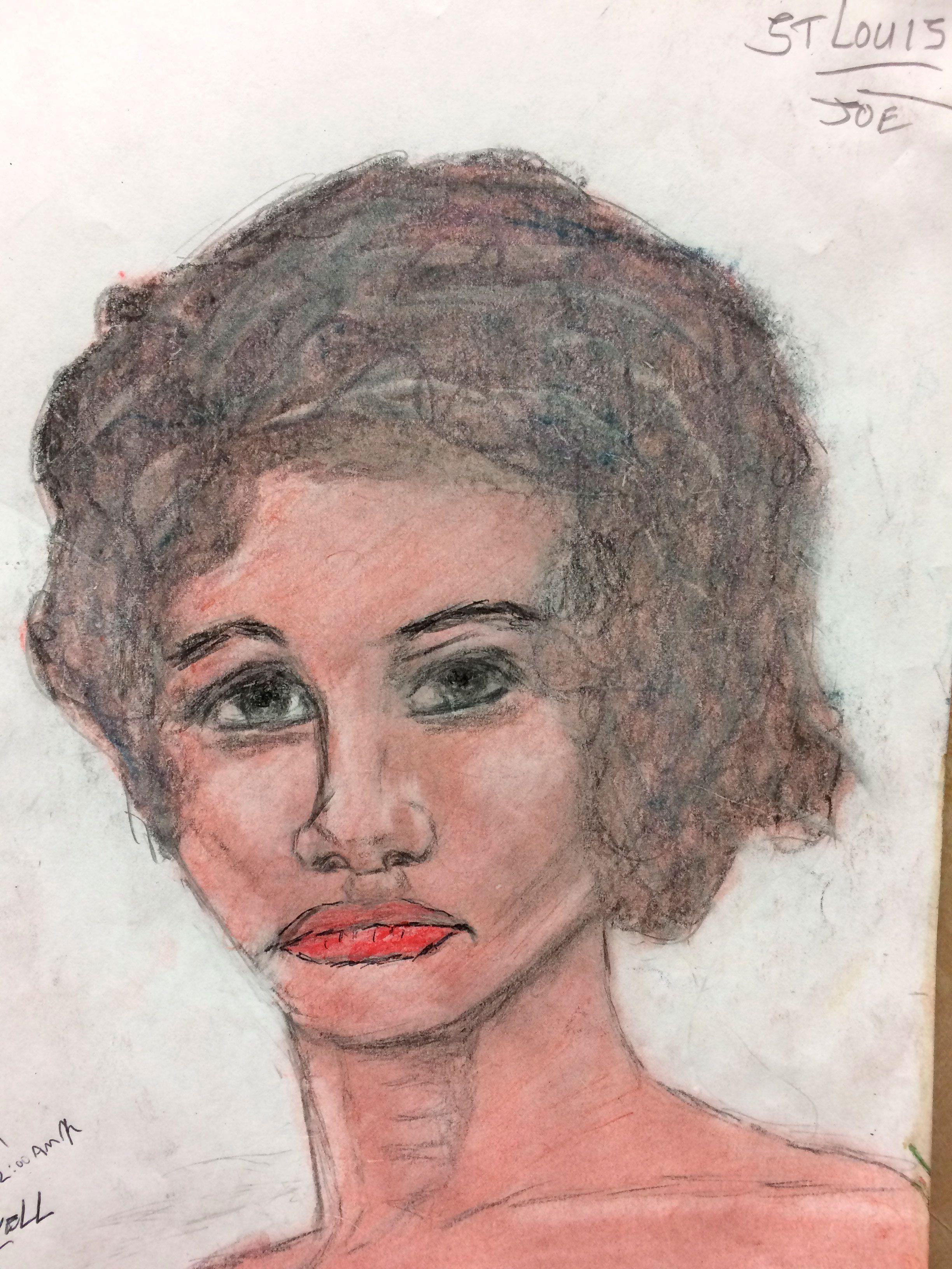 Granite City, Illinois. Mujer de 26 años, asesinada entre 1976 y 1979. La conoció en St. Louis, Missouri, la mató en East St. Louis, Illinois (FBI)