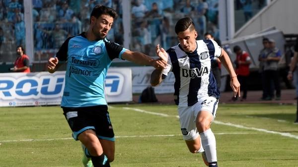 Talleres y Belgrano se cruzan en un amistoso de pretemporada
