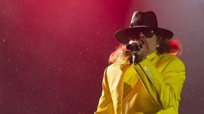 Rose enterró el hacha de guerra, y llamó a Slash para hacer las paces en el año 2015 (Foto: AP)