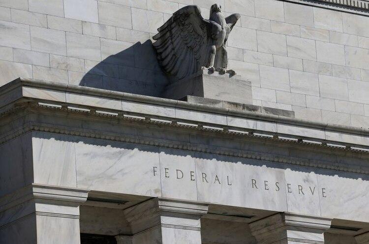 Imagen de archivo de la sede central de la Reserva Federal en Washington (Reuters/Leah Millis)