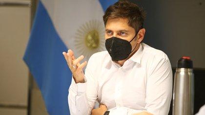 Axel Kicillof habló con Alberto Fernández, se mantiene en alerta por la ocupación de camas y se plegará a las nuevas restricciones