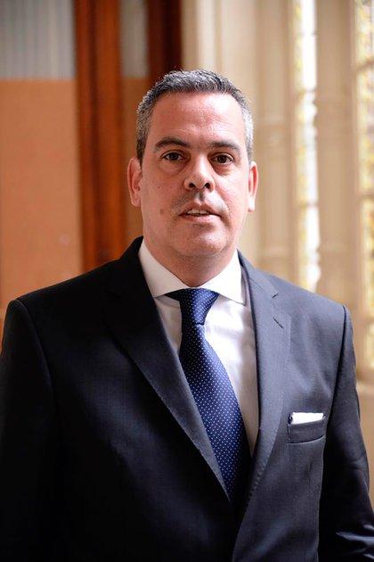 El abogado constitucionalista Diego Armesto