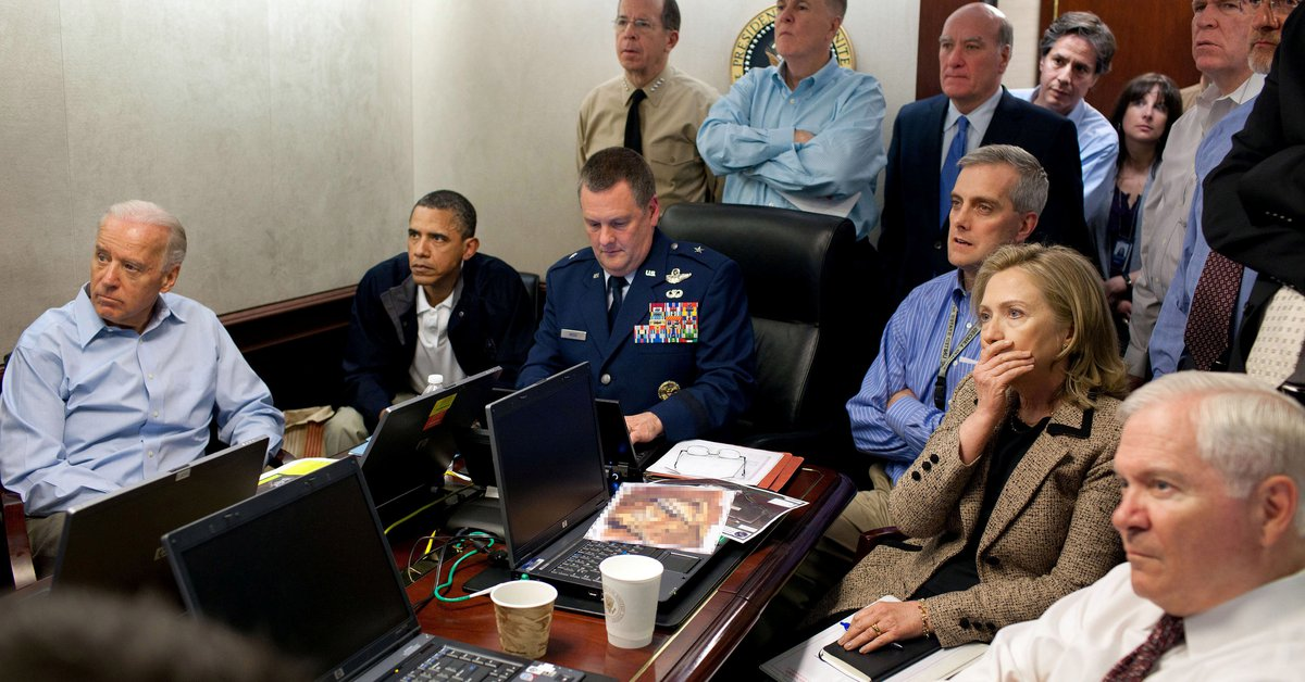 A former CIA chief revealed details of the operation in which Osama bin Laden was killed