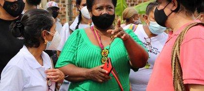 Directora de la UBPD en recorrido por Buenaventura (Valle del Cauca)