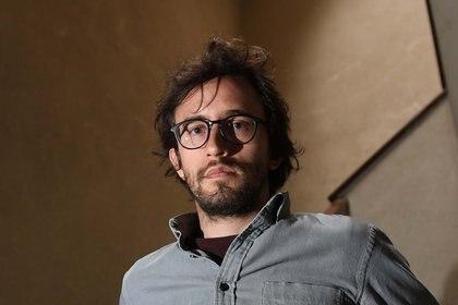 Daniel Saldaña París (Foto: Maximiliano Luna)