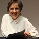 Carmen Aristegui, periodista mexicana destacada por la BBC