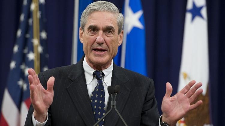 El fiscal especial Robert Mueller desarrolló su investigación ajeno a las presiones. (Saul Loeb/AFP)