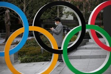 Los Juegos Olímpicos de Tokio 2020 serán los primeros sin público extranjero (REUTERS/Stoyan Nenov)