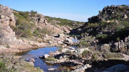 La imponente belleza natural del Valle de Traslasierra, en Córdoba (Shutterstock)