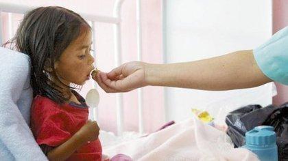 La Guajira es una de las zonas más afectadas por la desnutrición infantil/ Foto Archivo Reuters 163