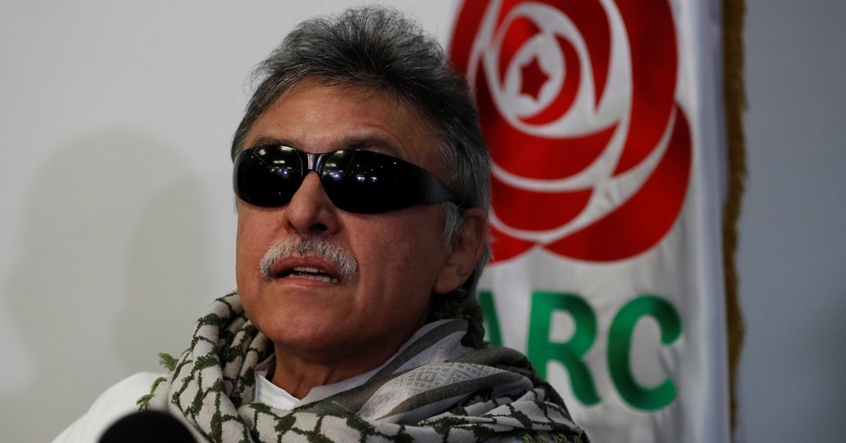 They are verifying the death of Jesús Santrich in Venezuela